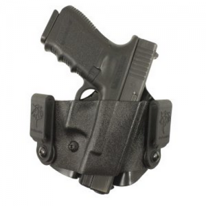 Scorpion II Gun Fit: Springfield XD40 (4 ) Hand: Right Handed Color: Black - 121KA88Z0