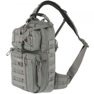 Maxpedition Sitka Gearslinger Waterproof Sling Backpack in Foliage 1000D Nylon - 0431F