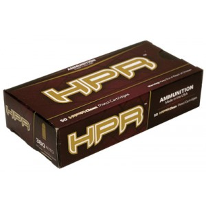 HPR Ammunition .40 S&W XTP Hollow Point, 180 Grain (50 Rounds) - 40180JHP