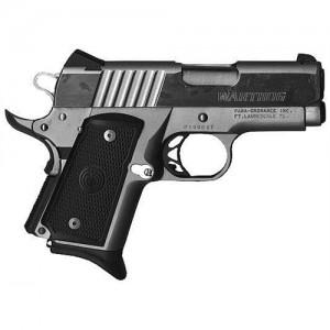 "Para Ordnance Warthog .45 ACP 10+1 3"" Pistol in Stainless - 96602"