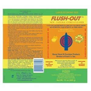 Sharp Shoot Flushout Aerosol Citrus Cleaner & Degreaser 15 Oz. WNF150