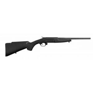 "Traditions Crackshot .22 Long Rifle 16.5"" Single Shot Rifle in Blued - CR220070"
