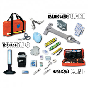 The Emi Emergency Disaster Kit Prepares You With All The Basic Lifesaving Products Needed For The Critical Time After A Disaster