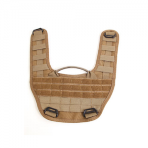 Modular Padded Shoulder Harness Color: Coyote Brown