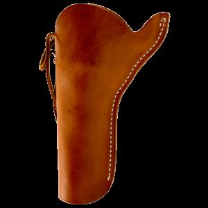 "El Paso Saddlery TER4LR Territorian Colt SAA 4.75"" Barrel Leather Russet - TER4LR"
