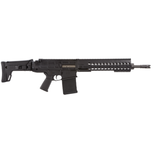 "DRD Tactical LLC Paratus Gen-2 .308 Winchester/7.62 NATO 20-Round 18"" Semi-Automatic Rifle in Black - P762BLK"