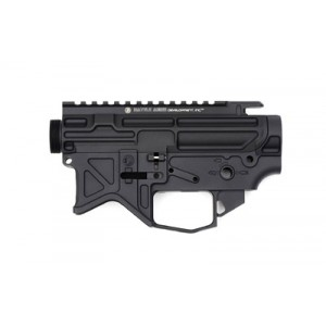 Battle Arms Development, Inc. Lightweight Upper/lower Set, Semi-automatic, 223 Rem/556nato, Black Finish, Billet 7075-t6 Aluminum 100-016-158