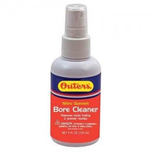 Outers Nitro Solvent Pump Cleaner/Degreaser 4 Ounce Bottle 42030