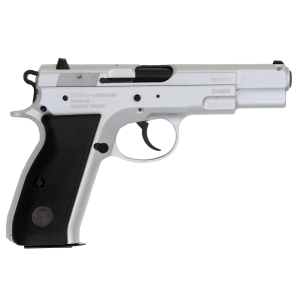 "TriStar P-120 9mm 17+1 4.7"" Pistol in Carbon Steel - 85090"