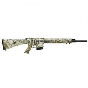 "Remington R-25 .308 Winchester 4-Round 20"" Semi-Automatic Rifle in Mossy Oak Treestand - 60032"