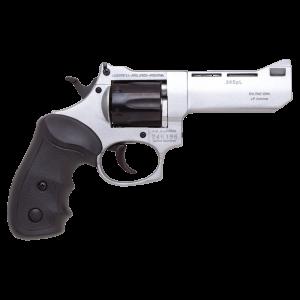 "Bersa Comanche .38 Special 6-Shot 3"" Revolver in Nickel (II-A) - CR21003"