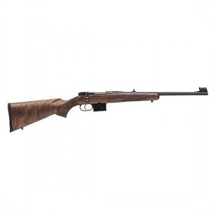 "CZ 527 7.62X39 5-Round 18.5"" Bolt Action Rifle in Blued - 03050"