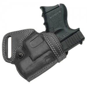 SOB SMALL OF BACK HOLSTER Gun FIt: BROWNING - BDA .45 Color: BLACK Hand: Right Handed - SOB248B