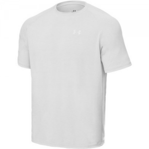 Under Armour Tech Men's T-Shirt in White - Small