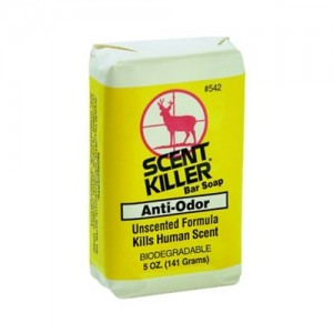Wildlife Research Scent Killer Unscented Bar Soap 542