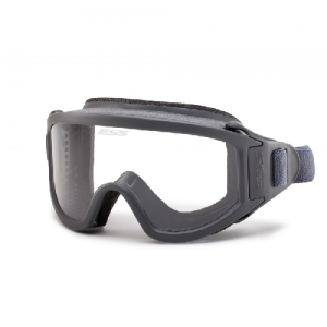 Striketeam XTO - One-piece wrap-around strap w/face foam padding, Clear lens
