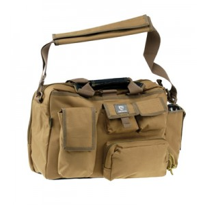 Drago Tan Concealed Carry Computer Case 15304TN