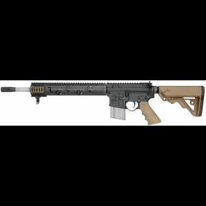 """Rock River Arms LAR-15 Fred Eichler Predator .223 Remington/5.56 NATO 20-Round 16"""" Semi-Automatic Rifle in Black - FE1015"""