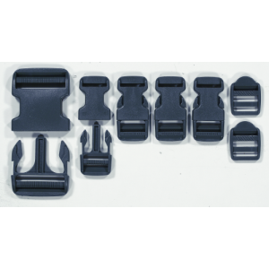 Mil-Spec Field Repair Kit   Color: Black