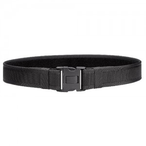 "Bianchi SB Duty Belt 7200 in Black Textured Nylon - Large (40"" - 46"")"