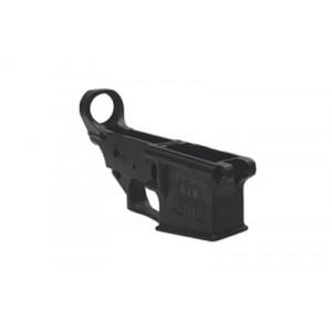 Fmk Firearms Ar-15 Lower, Semi-automatic, Black Finish, Polymer Stock Fmkgar1e