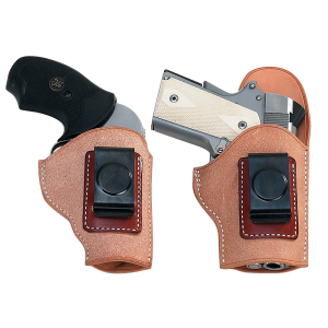 El Paso Saddlery EXD93RR EZ Carry Springfield Full Size/Compact XD 9/40 Leather Russet - EXD93RR
