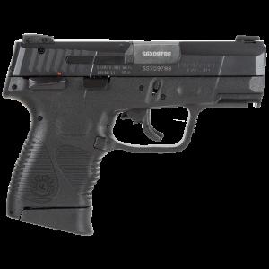 "Taurus 24/7 G2 9mm 10+1 3.5"" Pistol in Black - 1247091G2C10"