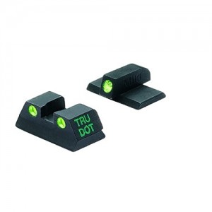 Meprolight Tru-Dot Fixed Sights For Kahr 9MM/40/45 Caliber Series II 15120