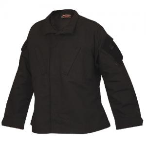 Tru Spec TRU Men's Full Zip Coat in Black - Medium