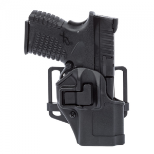 Serpa CQC Concealment Holster Color: Black Gun Fit: Sig Sauer P250 Hand: Left - 410561BK-L