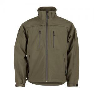 5.11 Tactical Sabre 2.0 Men's Full Zip Jacket in Moss - 2X-Large