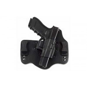 "Galco International KingTuk Left-Hand IWB Holster for 1911 in Black Kydex Leather (4"") - KT213B"