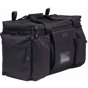 5.11 Tactical Patrol Ready Bag Weatherproof Gear Bag in Black - 59012