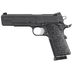 "Sig Sauer 1911 Full Size XO CA Compliant .45 ACP 8+1 5"" 1911 in Black Nitron (Black Ergo XT Grip) - 191145BXOCA"