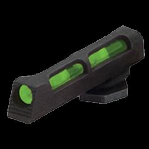 Hiviz GL2014 Glock Fiber Optic Front Sight Red/Green Steel