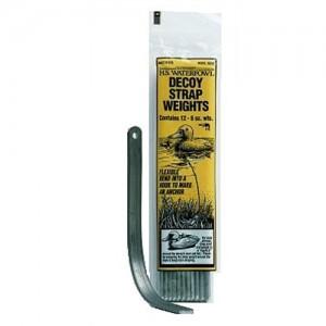 Hunters Specialties Decoy Strap Weights 12 Pk 00206
