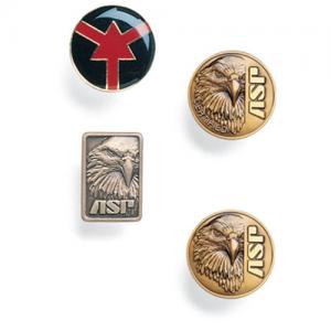 Lapel Pin - ASP Eagle Certified