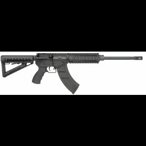 """Rock River Arms LAR-47 Delta 7.62X39 30-Round 16"""" Semi-Automatic Rifle in Black - AK1291"""
