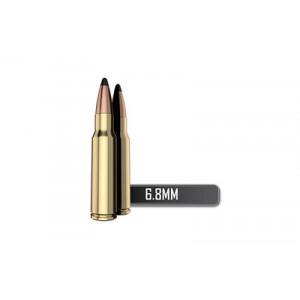 Silver State Armory Silver State Armory 6.8 SPC Soft Point, 110 Grain (20 Rounds) - 75025