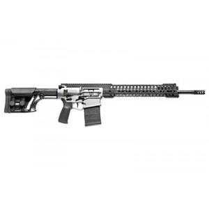 "Patriot Ordnance Factory P-308 Edge, Semi-automatic Rifle, 308 Win, 18.5"" Barrel, Np3 Coated, 20rd, 14.5"" Mlok Rail 01221"