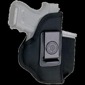 Desantis Gunhide Pro Stealth Right-Hand IWB Holster for Beretta Px4 in Black (W/ Magazine Pouch) - N87BJ77Z0