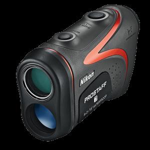 Nikon Prostaff 600 6x Monocular Rangefinder in Black/Red - 8395