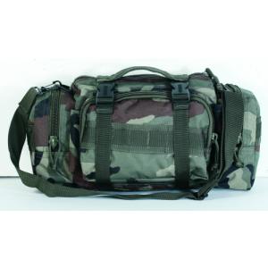 Voodoo 3-Way Deployment Bag Gear Bag in Woodland Camo - 15-8127005000