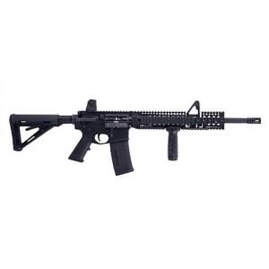 """Daniel Defense DDM4 .223 Remington/5.56 NATO 30-Round 16"""" Semi-Automatic Rifle in Black - DD20000"""