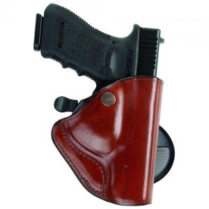 Paddlelok Holster Gun FIt: 11D / GLOCK / 26, 27 11D / TAURUS / PT-111 Hand: Right Hand Color: Black / Plain - 23228