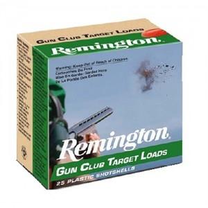 """Remington Gun Club .12 Gauge (2.75"""") 9 Shot Lead (250-Rounds) - GC12L9"""