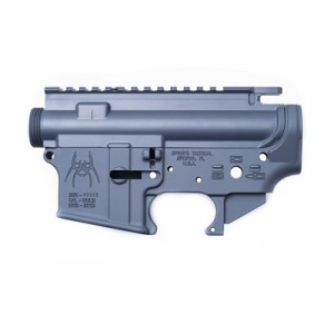 Spike's Tactical Upper/lower Receiver Set, Semi-automatic, 223 Rem/556nato, Gun Metal Grey Finish, Mil-spec Sts1515