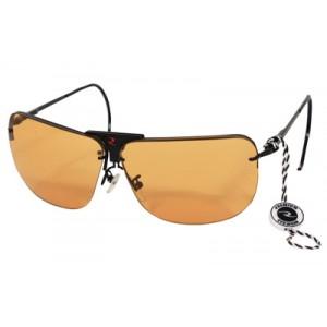 Radians Rsg-3 Glasses, 3 Interchangeable Lenses - Clear, Orange & Amber Rsg-3lk