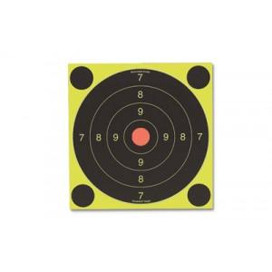Birchwood Casey Shoot-n-c Target, Self-adhesive 25/50 Meter, 20cm, 6 Targets 34081