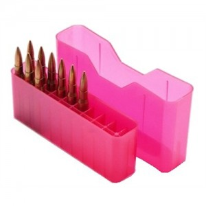 MTM Large Base 20 Round Rifle Ammo Box J20L29